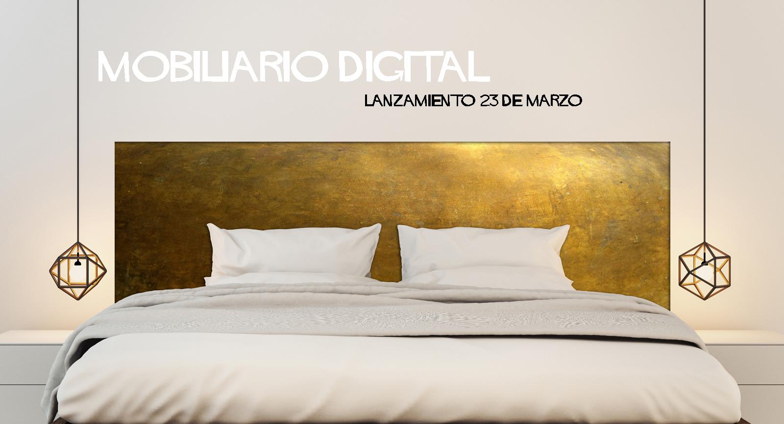 Presentaci N Mobiliario Digital Blog La Ventana De Colores # Muebles Cover Decoracion